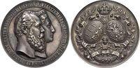 AR-Medaille 1871 Württemberg Karl 1864-1891. Feine Patina, in Silber se... 845,00 EUR kostenloser Versand