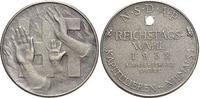 Medaille 1932 Drittes Reich  Min.Rf., selten, mattiert, vorzüglich - St... 325,00 EUR kostenloser Versand