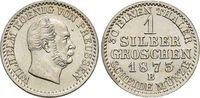 Silbergroschen 1873  B Brandenburg-Preussen Wilhelm I. 1861-1888. vorzü... 29,00 EUR  zzgl. 3,00 EUR Versand