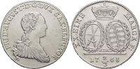 2/3 Taler(Gulden) 1768 Sachsen-Albertinische Linie Friedrich August III... 119,00 EUR kostenloser Versand