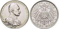 2 Mark 1913  A Preußen Wilhelm II. 1888-1918. vorzüglich  19,00 EUR  zzgl. 3,00 EUR Versand