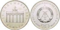 20 Mark 1990  A Deutsche Demokratische Republik  fast Stempelglanz  14,00 EUR  zzgl. 3,00 EUR Versand