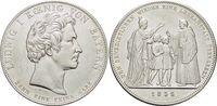 Geschichtstaler 1835 Bayern Ludwig I. 1825-1848. Winz.Sf., min.Rf., vo... 495,00 EUR kostenloser Versand