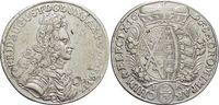 2/3 Taler(Gulden) 1696  IK Sachsen-Albertinische Linie Friedrich August... 389,00 EUR kostenloser Versand