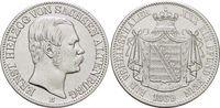 Vereinstaler 1869  B Sachsen-Altenburg Ernst 1853-1908. Kl.Kr., fast vo... 269,00 EUR kostenloser Versand