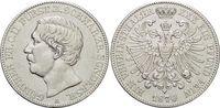 Vereinstaler 1870  A Schwarzburg-Sondershausen Günther Friedrich Karl I... 189,00 EUR kostenloser Versand