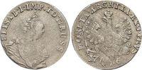 3 Gröscher (Szostak) 1 1761 Brandenburg-Preussen Friedrich II. 1740-178... 395,00 EUR kostenloser Versand
