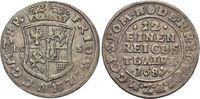 1/12 Taler 1687 Brandenburg-Preussen Friedrich Wilhelm der Große Kurfür... 35,00 EUR  zzgl. 3,00 EUR Versand