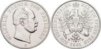 Vereinstaler 1861  A Brandenburg-Preussen Wilhelm I. 1861-1888. Kl.Kr.,... 95,00 EUR  zzgl. 3,00 EUR Versand
