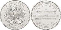 Vereinstaler 1859 Frankfurt-Stadt  Min.berieben, vorzüglich +  139,00 EUR kostenloser Versand