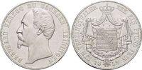 Vereinstaler 1859 Sachsen-Meiningen Bernhard Erich Freund 1803-1866. K... 169,00 EUR kostenloser Versand
