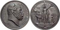 Zinn-Medaille 1897 Brandenburg-Preussen Wilhelm I. 1861-1888. Min.Rf., ... 69,00 EUR  zzgl. 3,00 EUR Versand