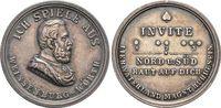 Jeton  Brandenburg-Preussen Friedrich III. 1888. Selten, vorzüglich  39,00 EUR  zzgl. 3,00 EUR Versand