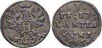 3 Pfennig 1658 Brandenburg-Preussen Friedrich Wilhelm der Große Kurfürs... 35,00 EUR  zzgl. 3,00 EUR Versand