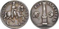 1688-1701 Brandenburg-Preussen Friedrich III. 1688-1701. Patina, sehr ... 69,00 EUR inkl. gesetzl. MwSt., zzgl. 3,00 EUR Versand