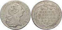 1/3 Taler 1772  A Brandenburg-Preussen Friedrich II. 1740-1786, Münzstä... 49,00 EUR  zzgl. 3,00 EUR Versand