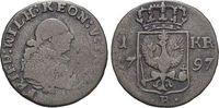 Kreuzer 1797  B Brandenburg-Preussen Friedrich Wilhelm II. 1786-1797. P... 19,00 EUR  zzgl. 3,00 EUR Versand