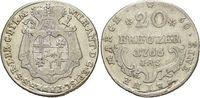 20 Kreuzer 1766 Paderborn, Bistum Wilhelm Anton von Asseburg 1763-1782.... 49,00 EUR  zzgl. 3,00 EUR Versand