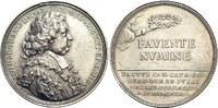 AR-Medaille 1712 Mainz-Erzbistum Lothar Fr...