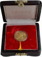 1992 China Peoples Republic PRC Munchen 1/2 Ounce Panda Gold 1992 Proof in Original Box NO COA