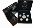 6 Dollar 2004 Australia Masterpieces in Silver 20 Years of the Australi... 114,95 EUR  zzgl. 10,00 EUR Versand