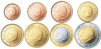 3,88 2000 Belgium The Complete Euroset Unc  54,95 EUR  zzgl. 10,00 EUR Versand