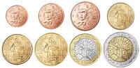 3,88 Euro 2002 France Complete Euro set Unc  19,95 EUR  +  10,00 EUR shipping