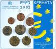3,88 Euro 2002 Greece Dutch Issue! Bu set  119,95 EUR  zzgl. 10,00 EUR Versand