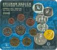 3,88 Euro 2005 Greece Complete Euro Set Bu set  24,50 EUR  zzgl. 10,00 EUR Versand