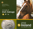 3,88 Euro 2010 Ireland Animals of Irish Coinage Bu set  27,50 EUR  zzgl. 10,00 EUR Versand