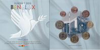 11,64 Euro 2015 BeNeLux BeNeLuxset 2015 Bu in Blister  57,50 EUR  zzgl. 10,00 EUR Versand