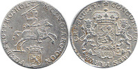 ½ Ducaton 1772 Netherlands / Province Holland Knight on horse Very Fine... 210,00 EUR