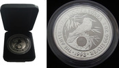 2 Dollar 1993 Australia Kookaburra 1993 With Privy Mark Brisbane & Rock... 84,95 EUR