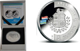 5 Florin 2015 Aruba 200 Years Kingdom of the Netherlands Proof in Origi... 52,95 EUR  zzgl. 10,00 EUR Versand