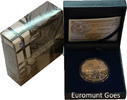 10 Euro 2009 Spain WK Football 2010 South Africa Proof in Original Case... 47,50 EUR  +  10,00 EUR shipping