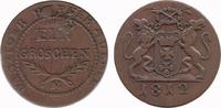 1 Groschen 1812 Danzig Stadt Freie Stadt 1807-1814 Very Fine / Extremel... 75,00 EUR  +  10,00 EUR shipping