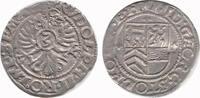 3 Kreuzer n.d. Stolberg - Ortenberg Ludwig Georg 1572-1618 Very Fine / ... 75,00 EUR  zzgl. 10,00 EUR Versand