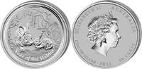 ½ Dollar 2011 Australien Lunar 2 Year of the Rabbit UNC in Capsule  18,00 EUR  +  10,00 EUR shipping