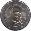 2 Euro 2016 France Mitterand Unc  3,45 EUR  zzgl. 10,00 EUR Versand