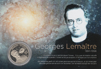 5 Euro 2016 Belgium Georges Lemaitre Bu in Original Blister  14,95 EUR  zzgl. 10,00 EUR Versand