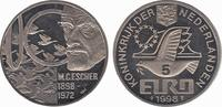 5 Euro 1998 Netherlands M.C. Escher 'Precursor of the Euro' Unc with CO... 14,95 EUR  zzgl. 10,00 EUR Versand