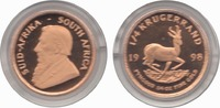 1/4 Krugerrand 1998 South Africa  Proof in Capsule  375,00 EUR kostenloser Versand