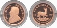 1/4 Krugerrand 1999 South Africa  Proof in Capsule  375,00 EUR kostenloser Versand