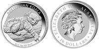 10 Dollar 2012 Australia Koala 10 Ounces Silver! Unc in Capsule  294,95 EUR  zzgl. 10,00 EUR Versand