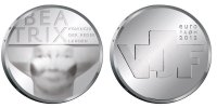 5 Euro 2012 Niederlande Beatrix 1980 - Heute / Beeldhouwkunst Bu / Coin... 12,50 EUR  +  10,00 EUR shipping