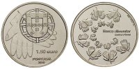 1½ Euro 2010 Portugal Münze gegen den Hunger Unc  3,95 EUR  +  10,00 EUR shipping