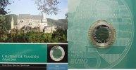 5 Euro 2009 Luxemburg Chateau de Vianden Prooflike in Blister  69,95 EUR  zzgl. 10,00 EUR Versand