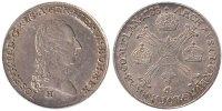 ¼ Kronentaler 1788 H Netherlands Joseph II 1780 - 1790 Very Fine / Extr... 74,50 EUR  zzgl. 10,00 EUR Versand
