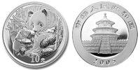 10 Yuan 2005 China Pandabear Bu in Capsule!  72,50 EUR  zzgl. 10,00 EUR Versand