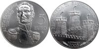 San Marino 5 Euro 2005 Bu in Capsule Antonio Onofri From Bu set! 21,50 EUR